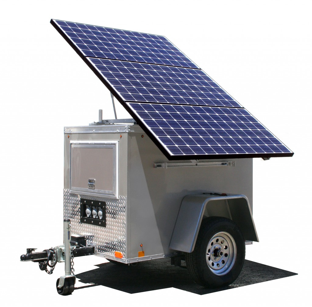 Discounted Units | Mobile Solar Power
