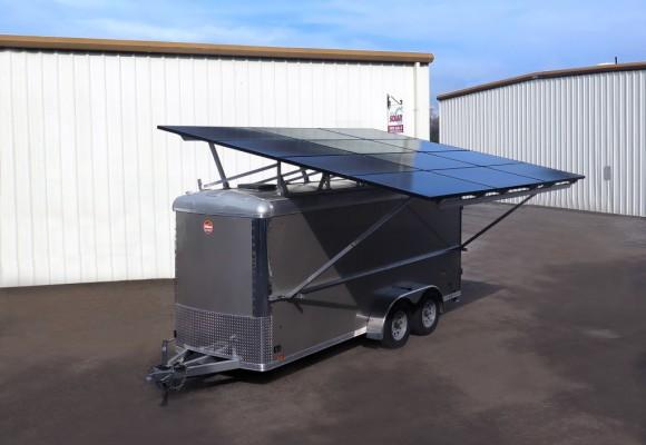 Solar Trailer