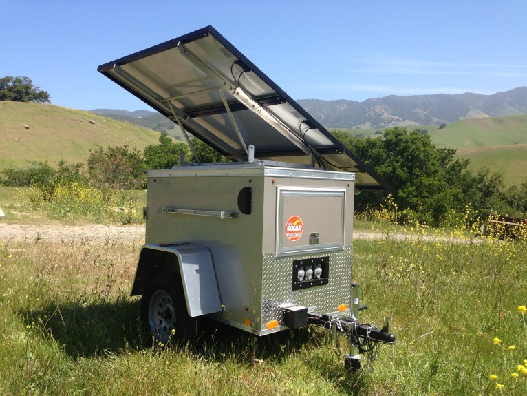Mobile Solar MS-150