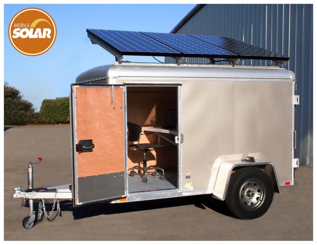 Psmfc Steelhead Monitoring Program Mobile Solar