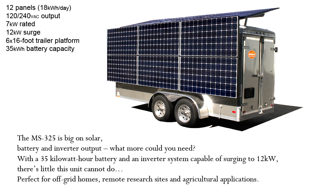 Mobile Solar Power > MS Series > MS-325