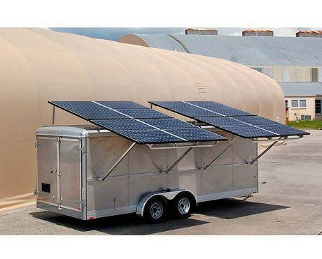ms375 solar generator