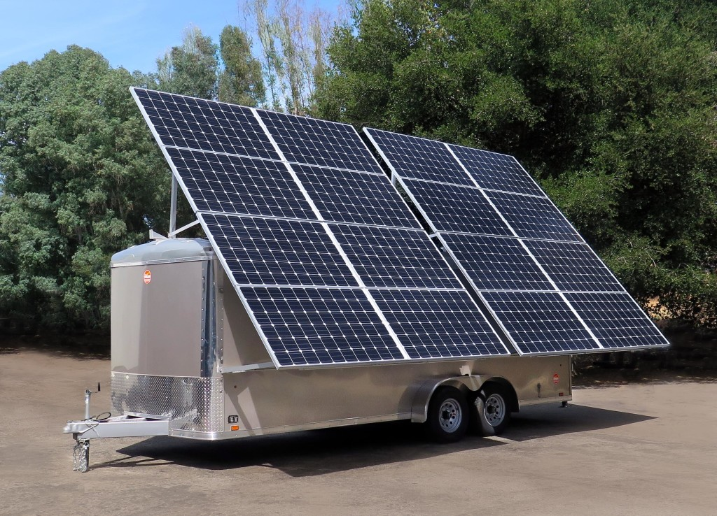 Mobile Solar designs new Extreme Latitude MS racking system